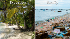 Expectation vs Reality of a Misleading Holiday